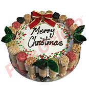Christmas & New Year Cakes