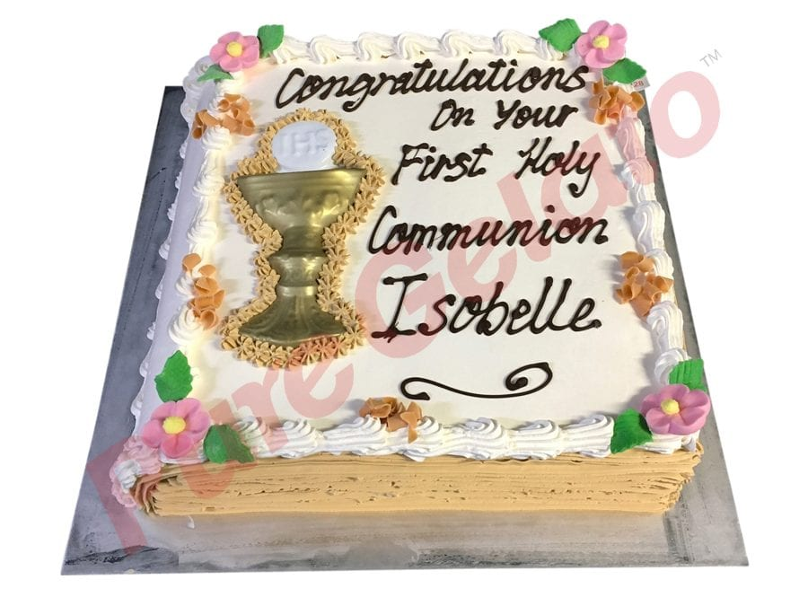 closed-bible-communion-cake-gold-pages-chalice-pink-flowers-20-person
