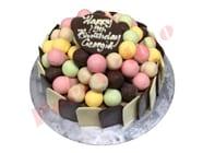 Mini Cone Cakes