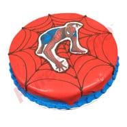 Superheros cakes