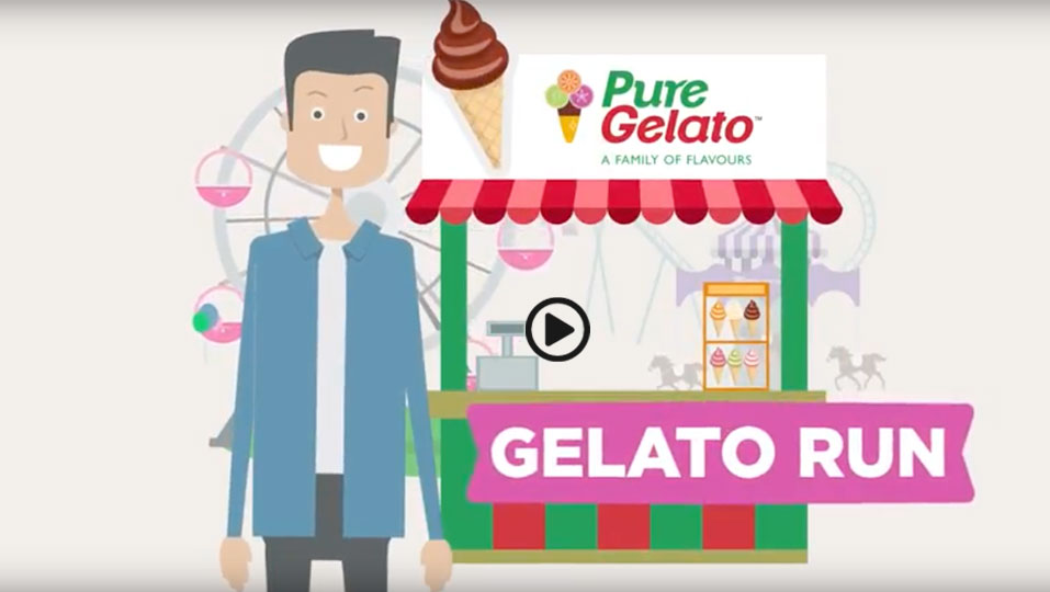 Fundraising with Gelato Run