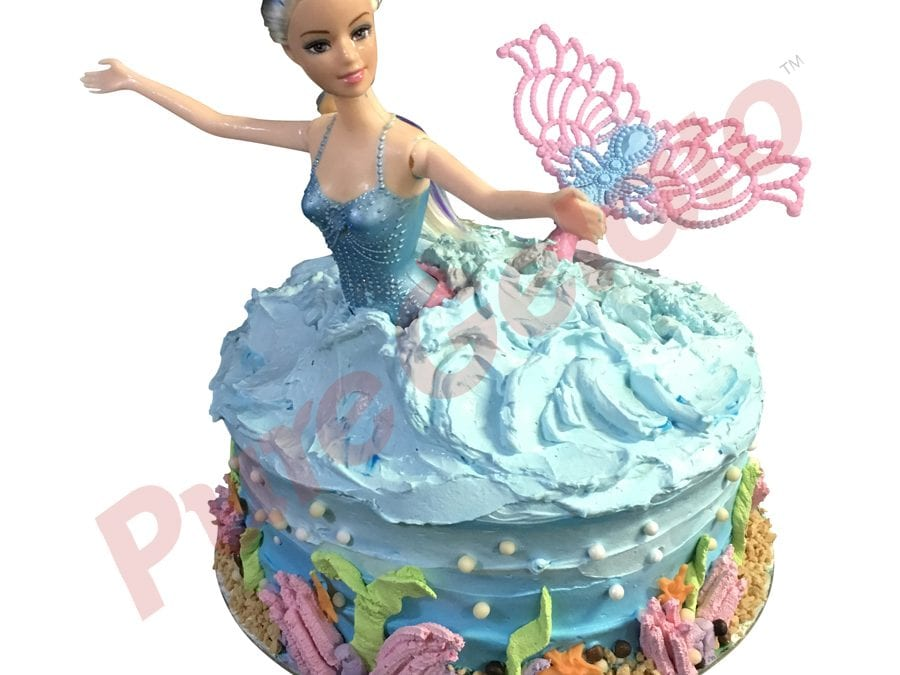 Mermaid-gelato-Cake-Double-Stack-Blue-Cream