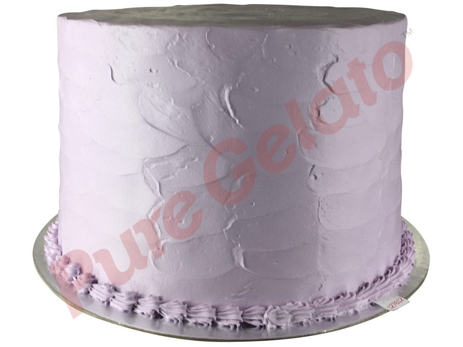Spatula Cream Finish Triple Stack Lilac+piping