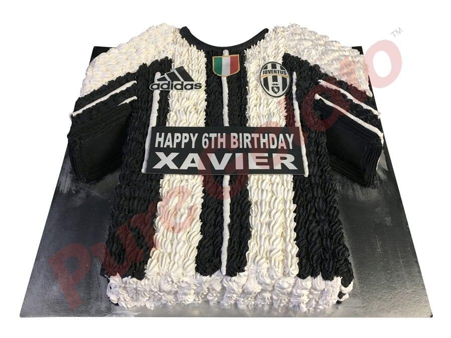 Jersey cake soccer juventus(1)