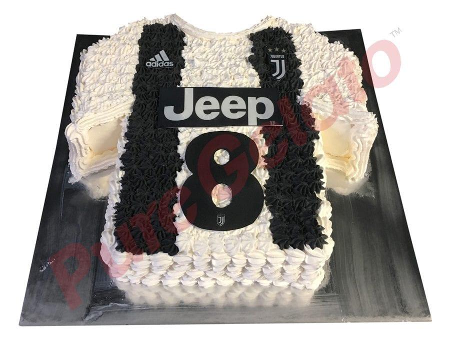 Jersey cake soccer juventus(4)