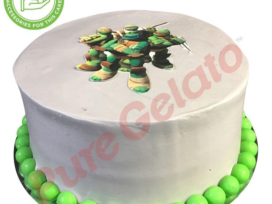 Smooth grey Cream double stack ninja turtles image customer acc